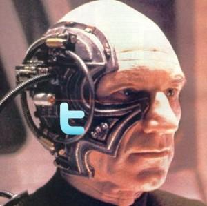 Twitter The Borg